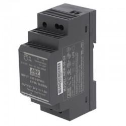 LED napájací zdroj 24V-30W Mean Well HDR-30-24 DIN