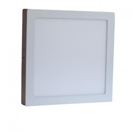 Prisadený LED panel 285x285mm 24W 1900Lm Studená biela 6000K