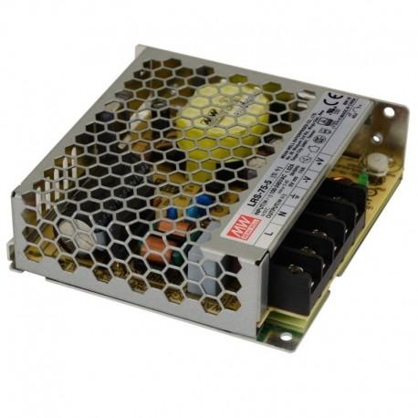 LED napájací zdroj 5V-70W Mean Well LRS-75-5