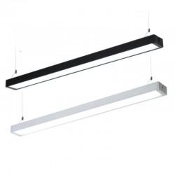 LED lineárne svietidlo 120cm 40W 2800Lm Natural White LUMENIX-Biele