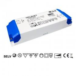 LED TRIAK stmievateľný napájací zdroj 24V 50W GTPC-50-24-D