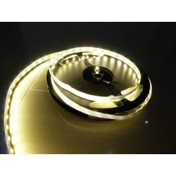 LS 60LED SMD5050 14,4W 860Lm Warm White 12V (IP65 by drip gum)