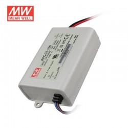 LED prúdový napájací zdroj Mean Well 700mA 35W APC-35-700