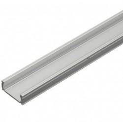 Hliníkový profil pre LED pásy 15x6mm MINILUX ELOX