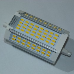 R7S - 118mm 64LED SMD5730 30W 2500Lm Cold White