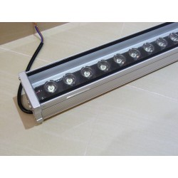 LED Wall 36x1W 2800Lm Natural White DC 12V IP65 45°